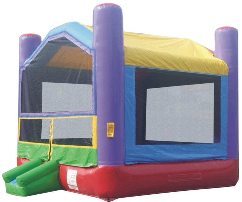 Inflatable Water Slide Rental Omaha: Wacky 15x15 - Bounce Houses Omaha