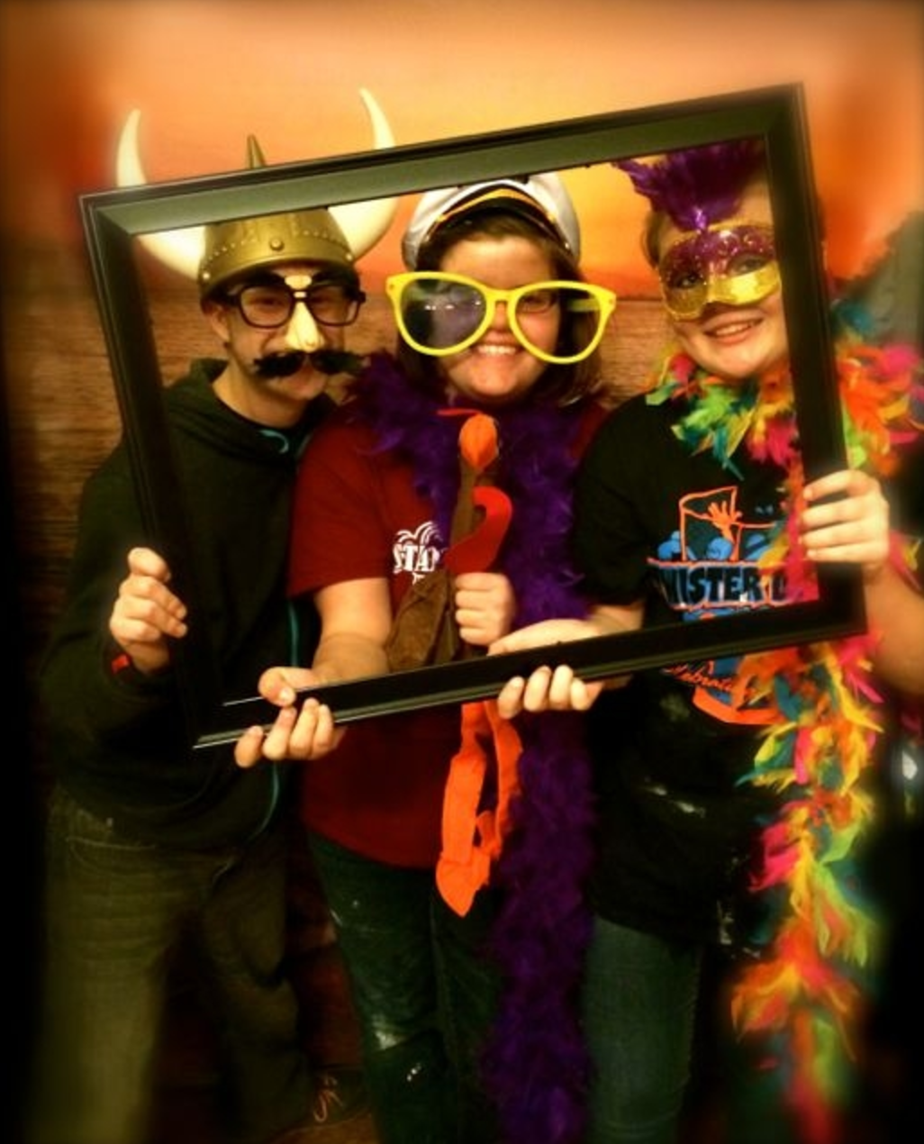 Inflatable Water Slide Rental Omaha: Selfie Photo Booth - Bounce Houses Omaha