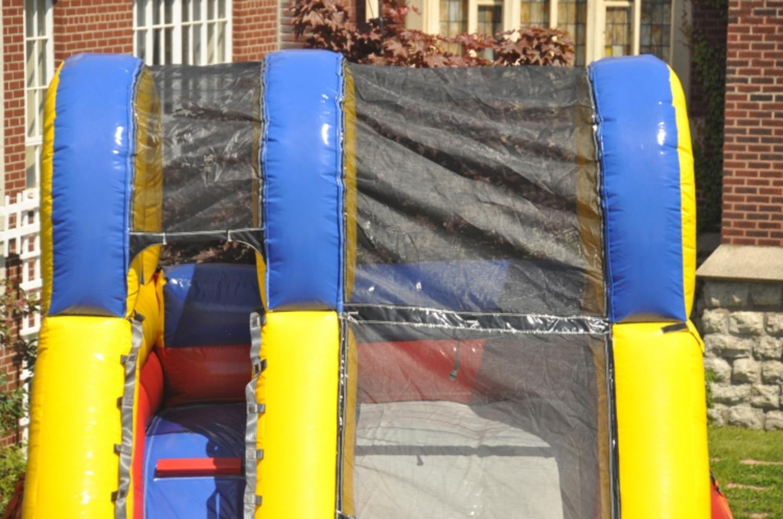 15ft backyard water slide bounce houses omaha bounce omaha