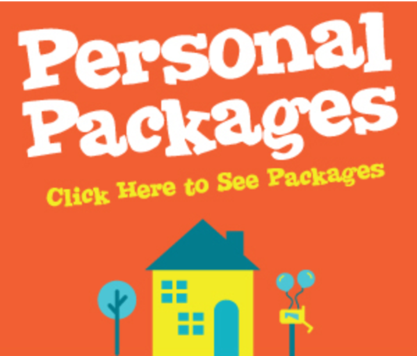 Inflatable Water Slide Rental Omaha: Personal Package C (Bounce House Combo)