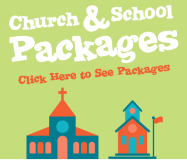 Inflatable Water Slide Rental Omaha: Church And School Package D (Younger Kids And Outreach