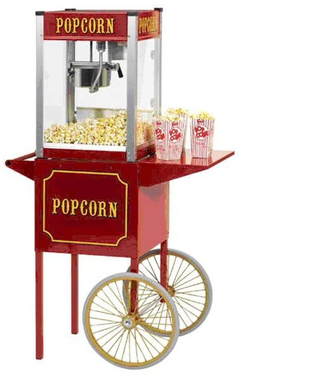 Inflatable Water Slide Rental Omaha: Popcorn Machine - Bounce Houses Omaha